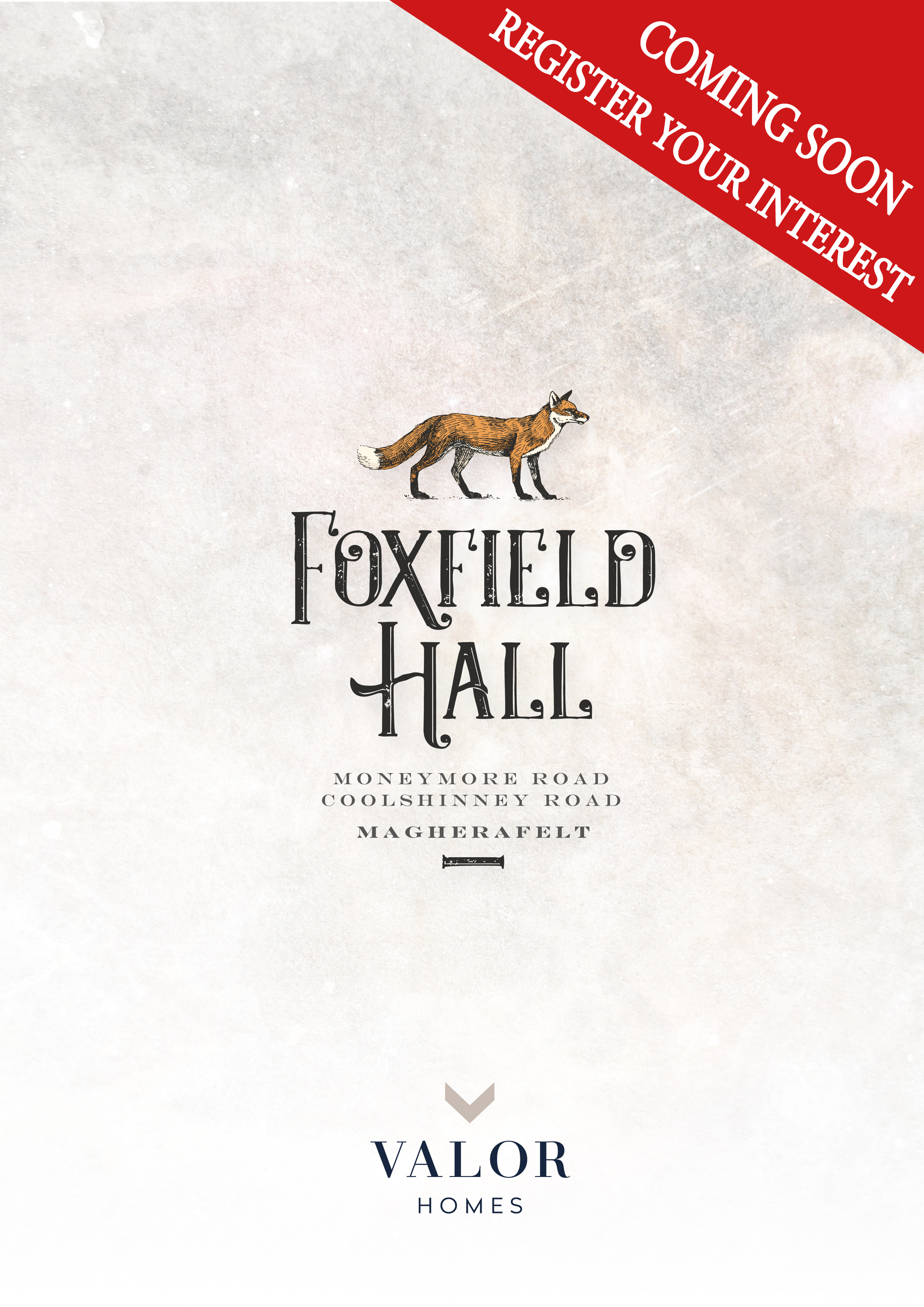 Foxfield Hill coming Soon