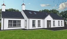 New Build at 93 Bendooragh Road, Ballymoney