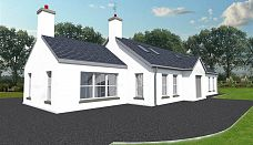 New Build at 91 Bendooragh Road, Ballymoney