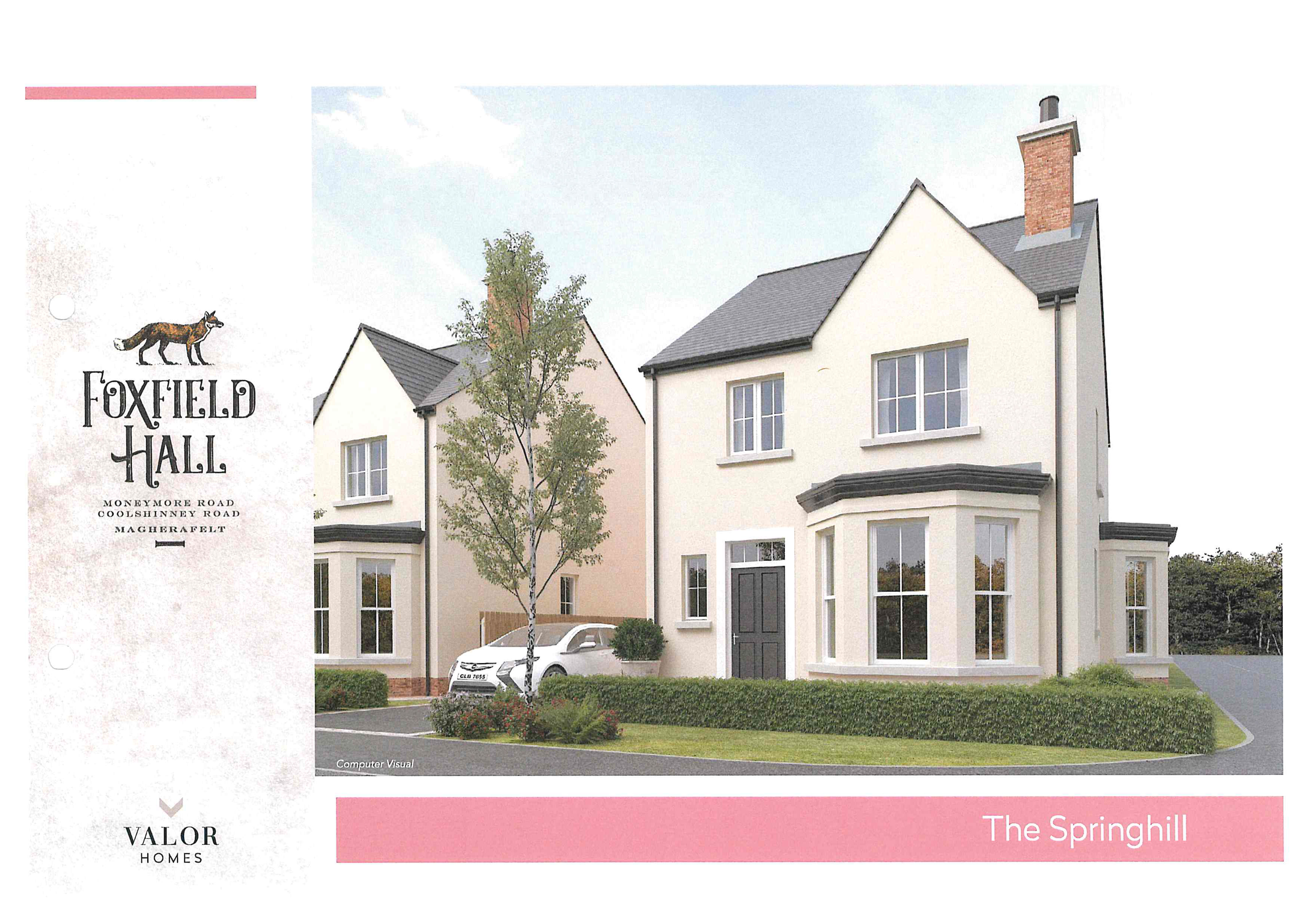 The Springhill new front